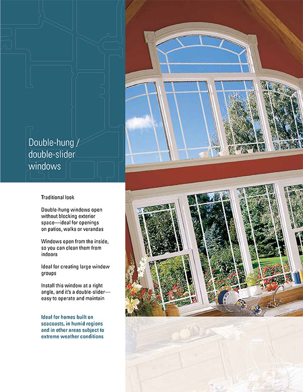 brochures western windows doors calgary